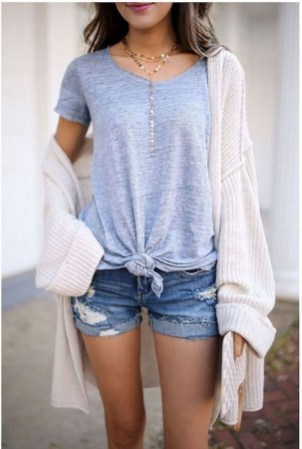 Delightful Fashion Outfit Ideas For Summer25