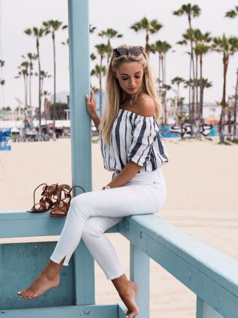 Delightful Fashion Outfit Ideas For Summer30