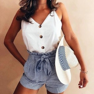 Latest Summer Outfit Ideas For Womens38