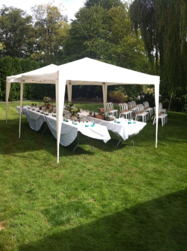 Pretty Backyard Reception Decoration Ideas05