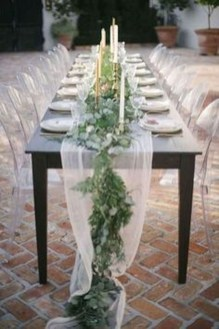 Pretty Backyard Reception Decoration Ideas15