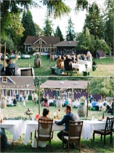 Pretty Backyard Reception Decoration Ideas26