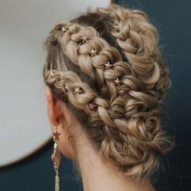 Stylish Mermaid Braid Hairstyles Ideas For Girls39