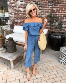 Wonderful Summer Outfits Ideas For Ladies04