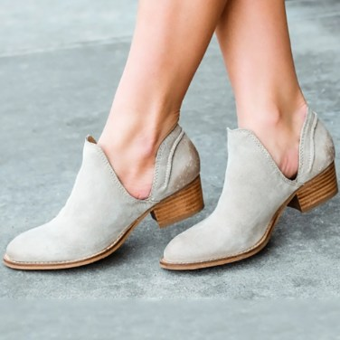 Best Ideas To Wear Wide Ankle Boots This Spring23