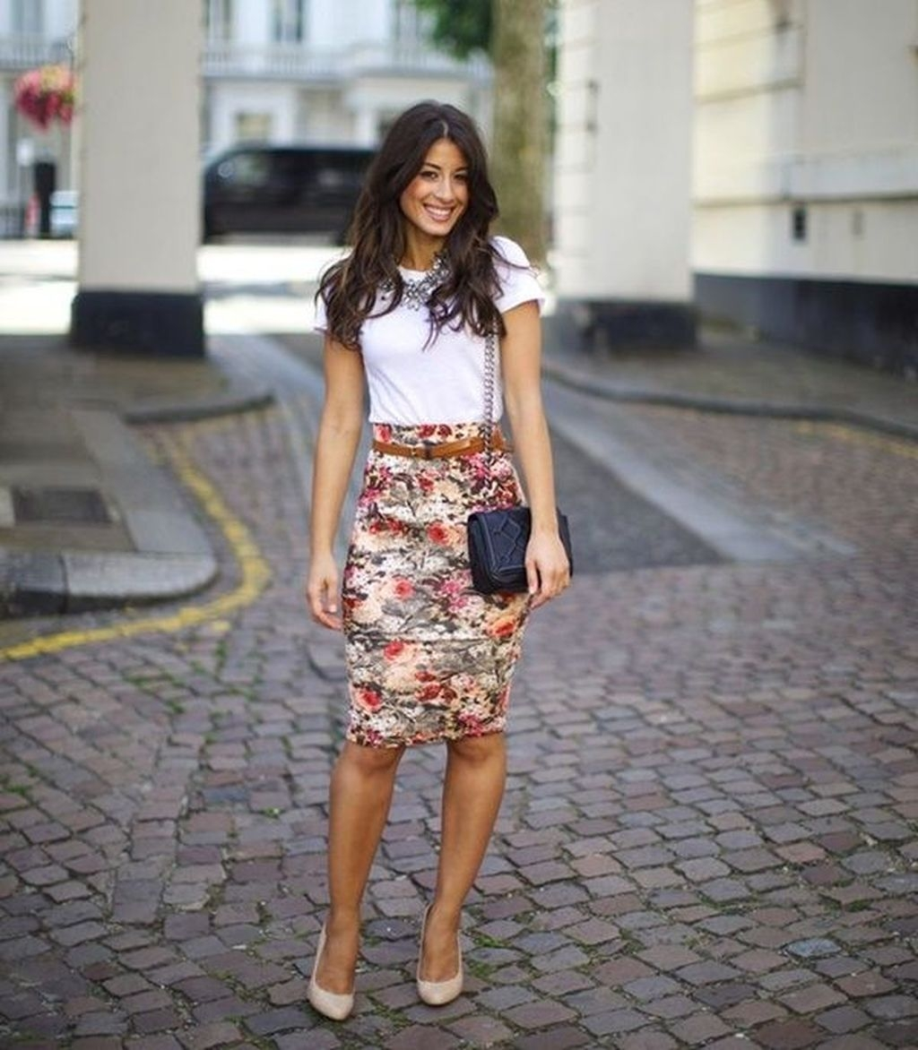 Cute Workwear Outfit Ideas For Summer02