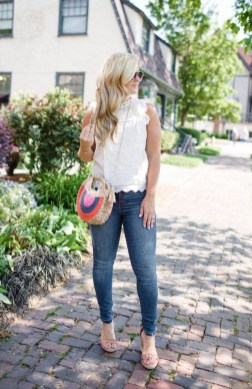 Cute Workwear Outfit Ideas For Summer18