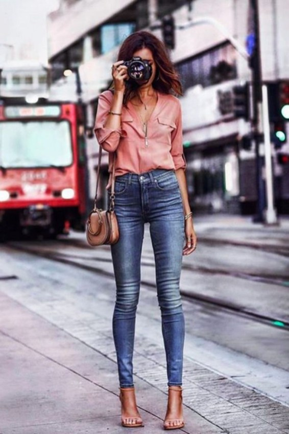 Cute Workwear Outfit Ideas For Summer38