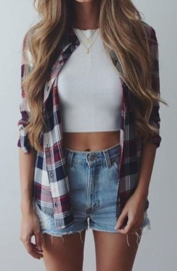Excellent Spring Fashion Outfits Ideas For Teen Girls43
