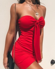 Fascinating Red Dress Ideas05