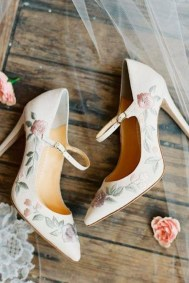 Lovely Wedding Shoe Ideas To Get Inspired36