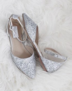 Lovely Wedding Shoe Ideas To Get Inspired42