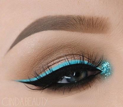 Stunning Eyeliner Makeup Ideas For Women16