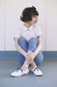 Unordinary Retro Outfit Ideas For Girl14