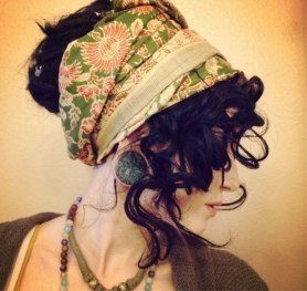 Captivating Boho Hairstyle Ideas For Curly And Straight Hair39