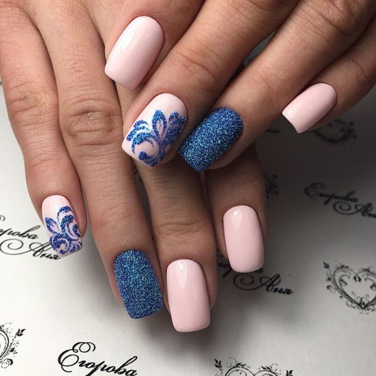 Gorgeous Nail Designs Ideas In Summer For Women18
