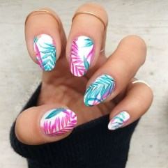 Gorgeous Nail Designs Ideas In Summer For Women23