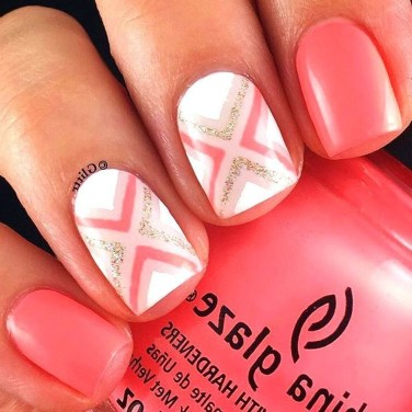 Gorgeous Nail Designs Ideas In Summer For Women36