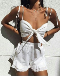 Gorgeous Outfits Ideas For Summer 201905