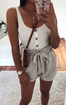 Gorgeous Outfits Ideas For Summer 201907