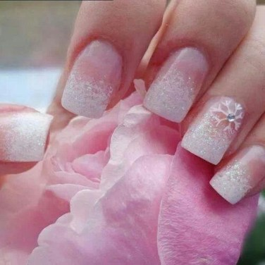 Inspiring Nail Art Ideas For Wedding Party11