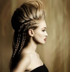 Perfect Hairstyles Ideas For Killer Costume02