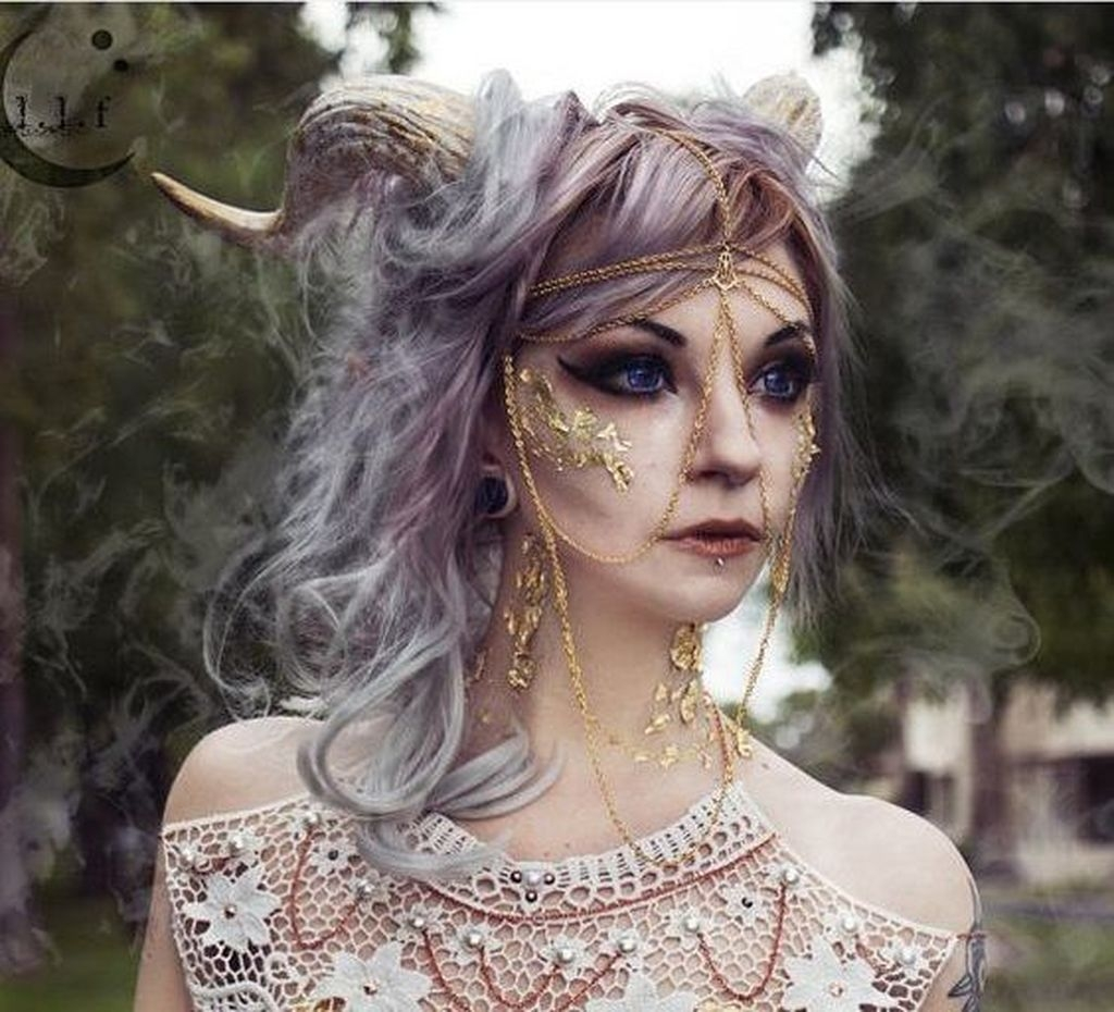 Perfect Hairstyles Ideas For Killer Costume04