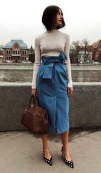 Stylish Outfits Ideas For Professional Women10
