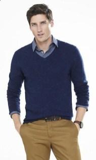 Elegant Winter Outfits Ideas For Men12