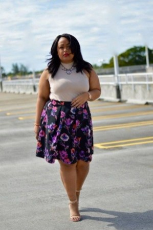 Glamour Summer Fashion Trends Ideas For Plus Size08