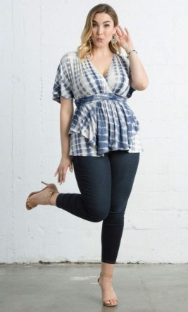 Glamour Summer Fashion Trends Ideas For Plus Size26