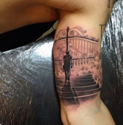 Gorgeous Arm Tattoo Design Ideas For Men That Looks Cool38