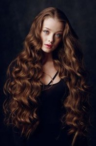 Latest Wavy Long Hair Styles Ideas For Blonde Females 201920