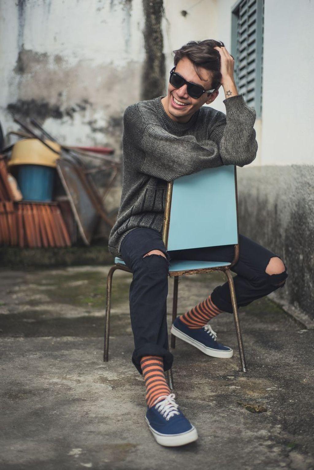 Magnificient Men Fashion Ideas To Look Elegant40