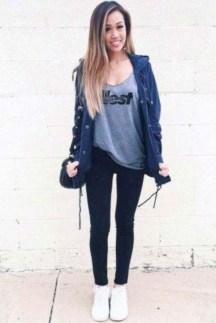 Marvelous Back To School Outfits Ideas For Women11