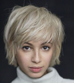 Newest Blonde Short Hair Styles Ideas For Females 201927
