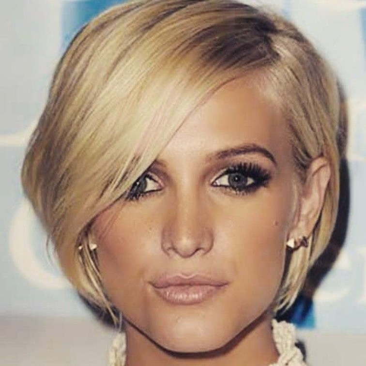 Newest Blonde Short Hair Styles Ideas For Females 201935