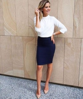 Unique Office Outfits Ideas For Career Women05