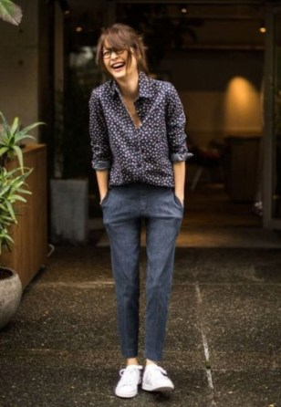 Unique Office Outfits Ideas For Career Women08