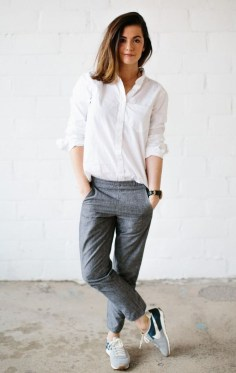 Unique Office Outfits Ideas For Career Women17