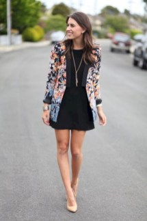 Unique Office Outfits Ideas For Career Women21