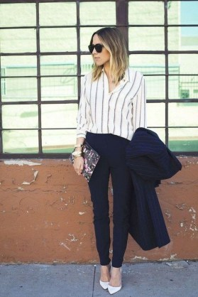 Unique Office Outfits Ideas For Career Women24