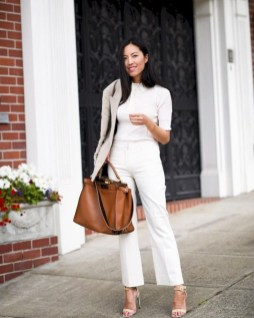 Attractive Spring And Summer Business Outfit Ideas For Women31
