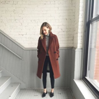 Charming Outfit Ideas That Perfect For Fall To Try18