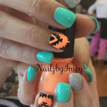 Cozy Aztec Nail Art Designs Ideas You Will Love To Copy28