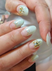 Creative Half Moon Nail Art Designs Ideas To Try06