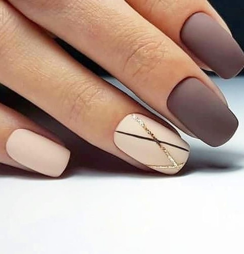 Cute French Manicure Designs Ideas To Try This Season15