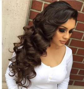 Elegant Wedding Hairstyle Ideas For Brides To Try01