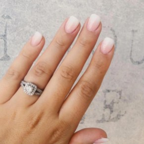Fashionable Pink And White Nails Designs Ideas You Wish To Try08