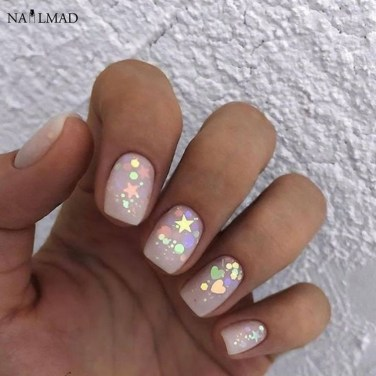 Fashionable Pink And White Nails Designs Ideas You Wish To Try11